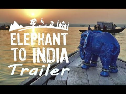 Trailer zum Kinofilm ELEPHANT to INDIA