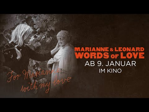 Marianne & Leonard: Words of Love - Trailer (DEUTSCH)